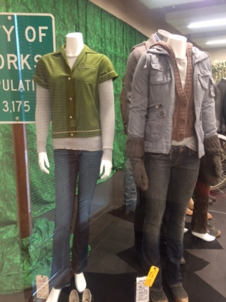 Twilight movie costumes