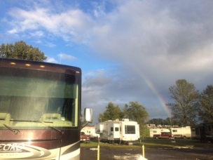 Pot of gold in that RV?