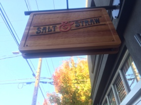 Salt and Straw has great ice cream
